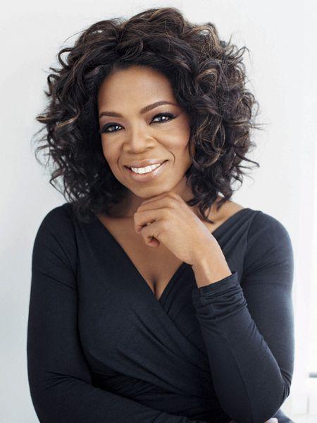 Oprah Winfrey: Sakız çiğnemek ve böyle görüntülenmek